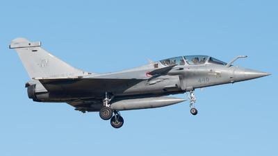 338 - Dassault Rafale B - France - Air Force