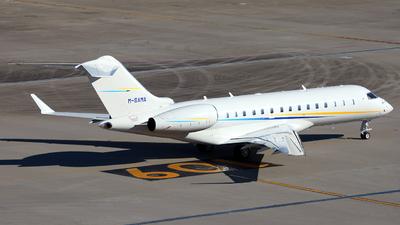M-SAMA - Bombardier BD-700-1A10 Global 6000 - Private