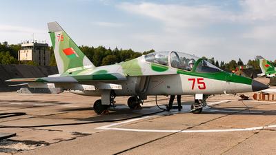 75 - Yakovlev Yak-130 - Belarus - Air Force