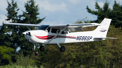 N686SP - Cessna 172S Skyhawk SP - Private