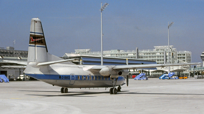 D-BAKO - Fokker F27-100 Friendship - WDL Aviation