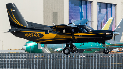 N107KQ - Quest Aircraft Kodiak 100 - Private