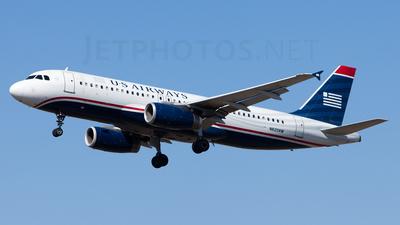 N620AW - Airbus A320-231 - US Airways