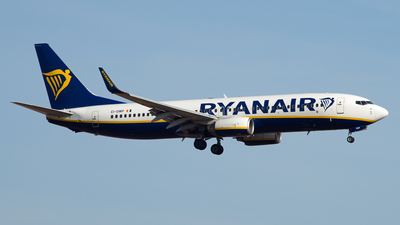 A picture of EIDWP - Boeing 7378AS - Ryanair - © Stephan Wagner