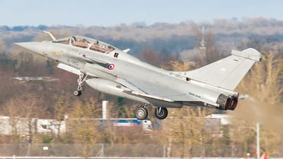 310 - Dassault Rafale B - France - Air Force