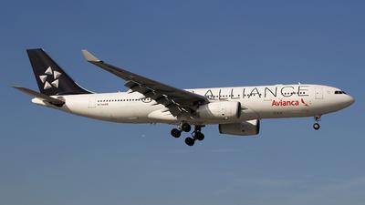 N279AV - Airbus A330-243 - Avianca