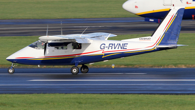 G-RVNE - Partenavia P.68B Victor - Ravenair