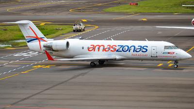 ZP-CRN - Bombardier CRJ-200ER - Amaszonas del Paraguay