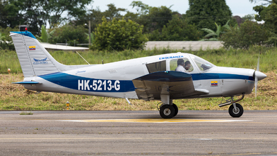A picture of HK5213G - Piper PA28140 - [287325550] - © Sebastian Sowa