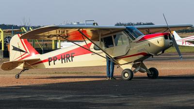 PP-HRF - Neiva P-56C Paulistinha - Aero Club - Eldorado do Sul