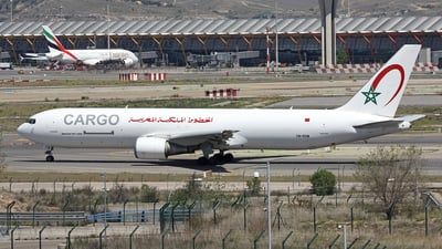 CN-ROW - Boeing 767-343(ER) - Royal Air Maroc (RAM)