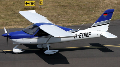D-EDMP - Tecnam P2008JC MkII - Private