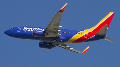 N563WN - Boeing 737-752 - Southwest Airlines