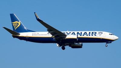 EI-EKV - Boeing 737-8AS - Ryanair