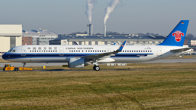 D-AVYM - Airbus A321-253N - China Southern Airlines