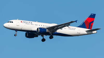 N377NW - Airbus A320-212 - Delta Air Lines