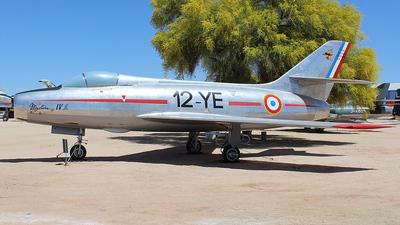 57 - Dassault MD.452 Mystère IVA - France - Air Force