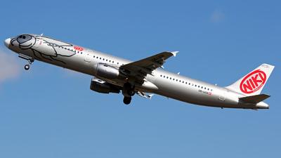 OE-LEW - Airbus A321-211 - Niki