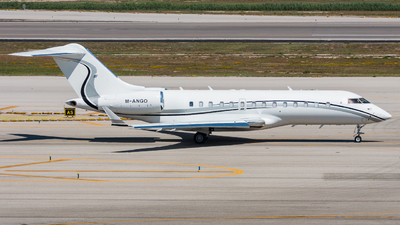 M-ANGO - Bombardier BD-700-1A11 Global 5000 - Private