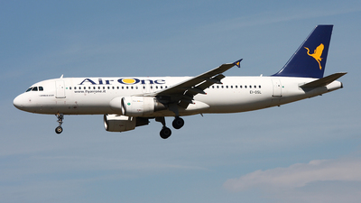 EI-DSL - Airbus A320-216 - Air One