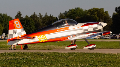 N888RX - Vans RV-8 - Private