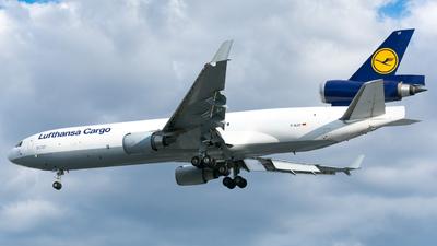 D-ALCF - McDonnell Douglas MD-11(F) - Lufthansa Cargo