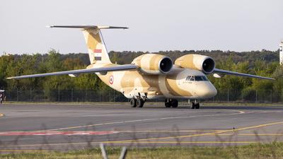 1257 - Antonov An-74-200 - Egypt - Air Force