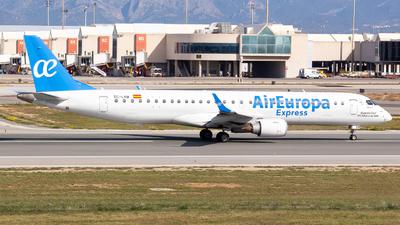 EC-LKM - Embraer 190-200LR - Air Europa Express