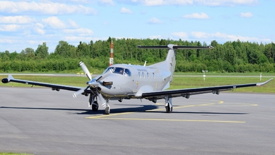 PI-02 - Pilatus PC-12/47E - Finland - Air Force