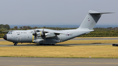 ZM408 - Airbus A400M Atlas C.1 - United Kingdom - Royal Air Force (RAF)