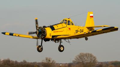 SP-ZWI - PZL-Mielec M-18B Dromader - ZUA Mielec