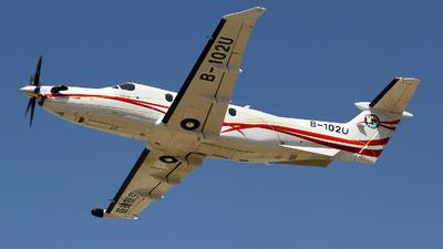B-102U - Pilatus PC-12/47E - Asian Express Aviation