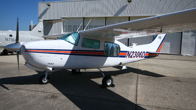 N2306D - Cessna T210N Turbo Centurion - United States - US Navy (USN)