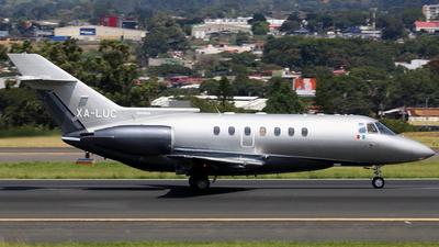 XA-LUC - British Aerospace BAe 125-1000A - Air Taxi