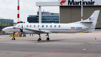 D-CKPP - Fairchild SA227-AC Metro III - Binair Aero Service