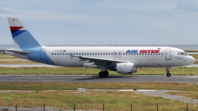 F-GJVE - Airbus A320-211 - Air Inter