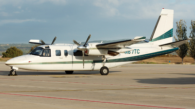 N67TC - Rockwell 690A Turbo Commander - Private