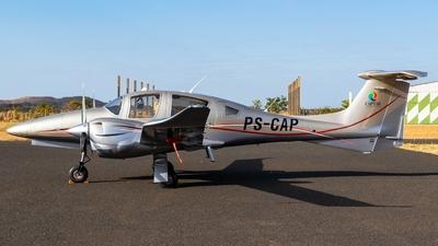 PS-CAP - Diamond Aircraft DA-62 - Private