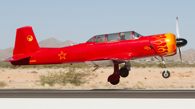 NX192NG - Nanchang CJ-6A - Private