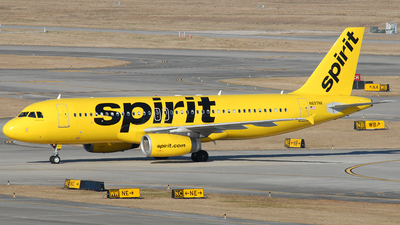 A picture of N697NK - Airbus A320232 - Spirit Airlines - © Jason Whitebird