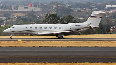 N83DZ - Gulfstream G650 - Private