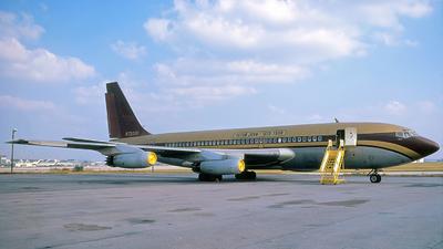 N7201U - Boeing 720-022 - Contemporary Entertainment
