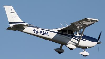 VH-KAM - Cessna T182T Turbo Skylane - Private