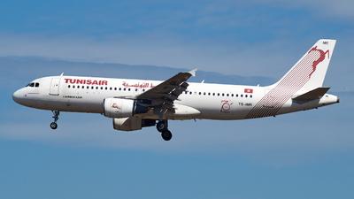 TS-IMR - Airbus A320-214 - Tunisair