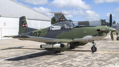 FAU307 - Pilatus PC-7 - Uruguay - Air Force