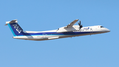 A picture of JA841A - De Havilland Canada Dash 8400 - All Nippon Airways - © MAGUS31