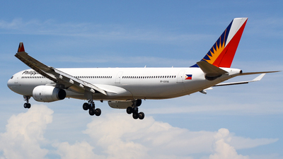 RP-C8786 - Airbus A330-343 - Philippine Airlines
