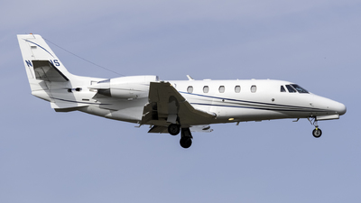N857JS - Cessna 560XL Citation Excel - Private