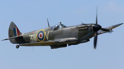PH-FVE - Supermarine Spitfire Mk.XVI - Private