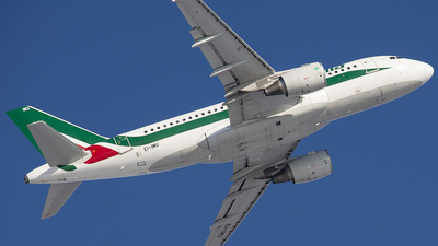 EI-IMU - Airbus A319-111 - Alitalia